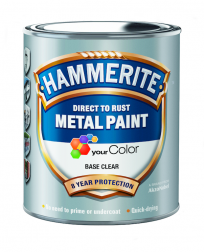 Hammerite Smooth Finish Your Color